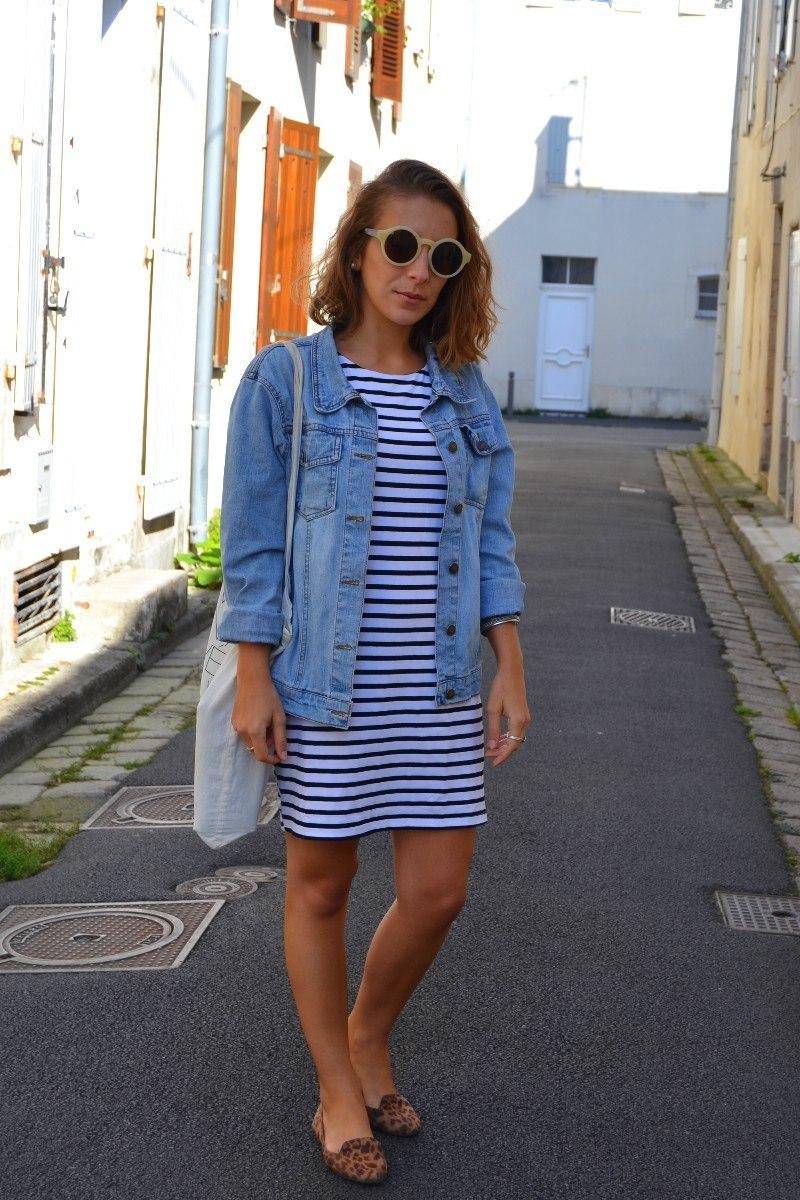 robe marinière A 2