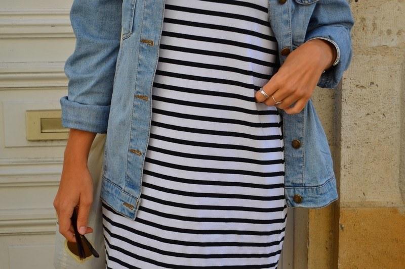 robe marinière E 5