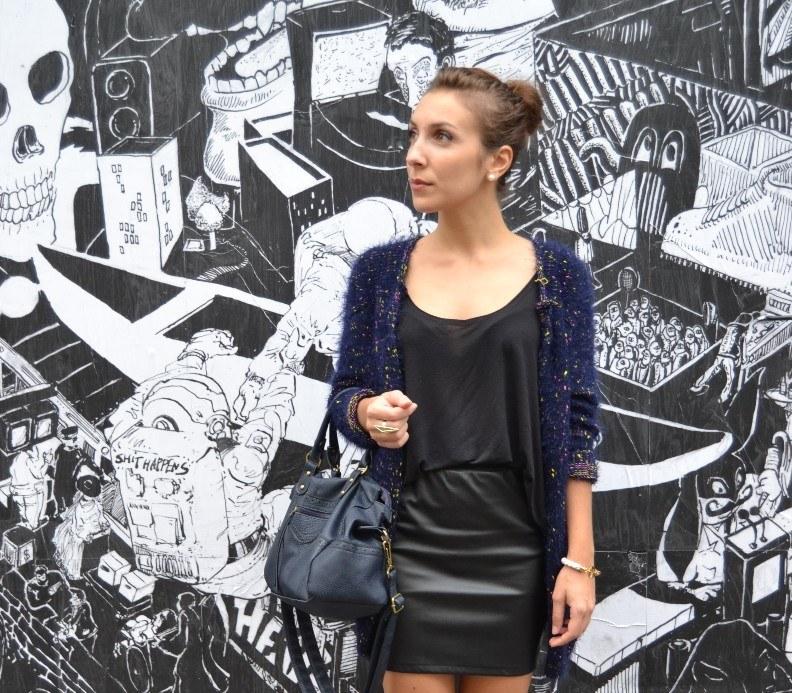 leather skirt choies E 3