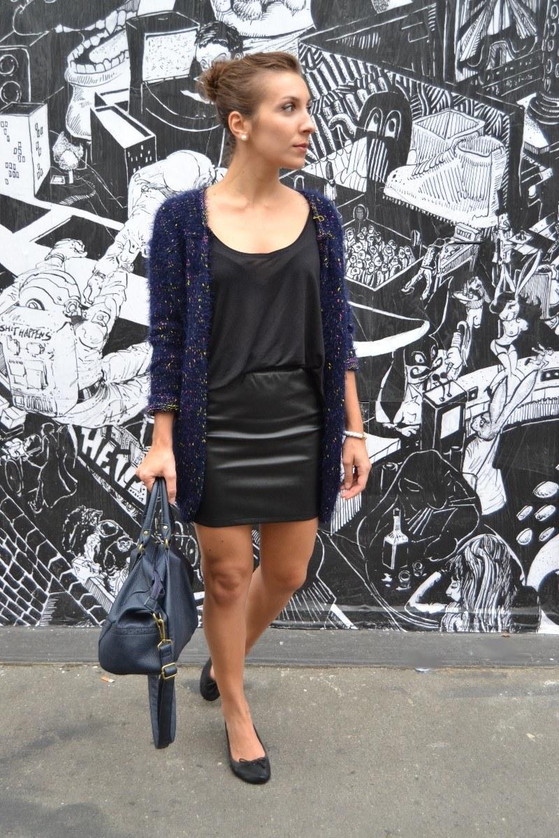 leather skirt choies H 1