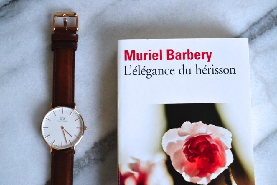 Muriel barbery l'élégance du hérisson