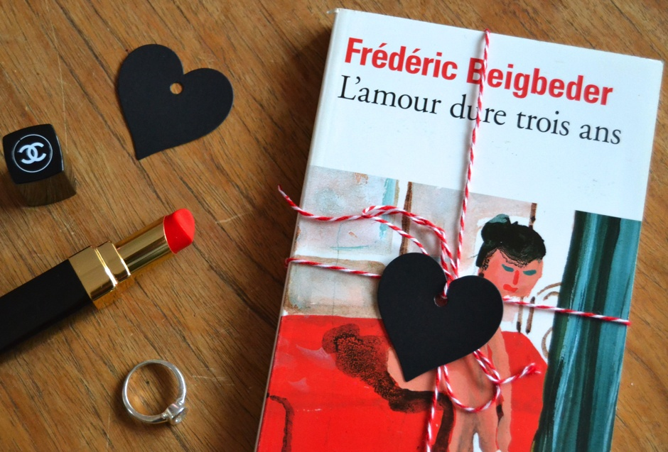 frédéric Beigbeder l'amour dure 3 ans