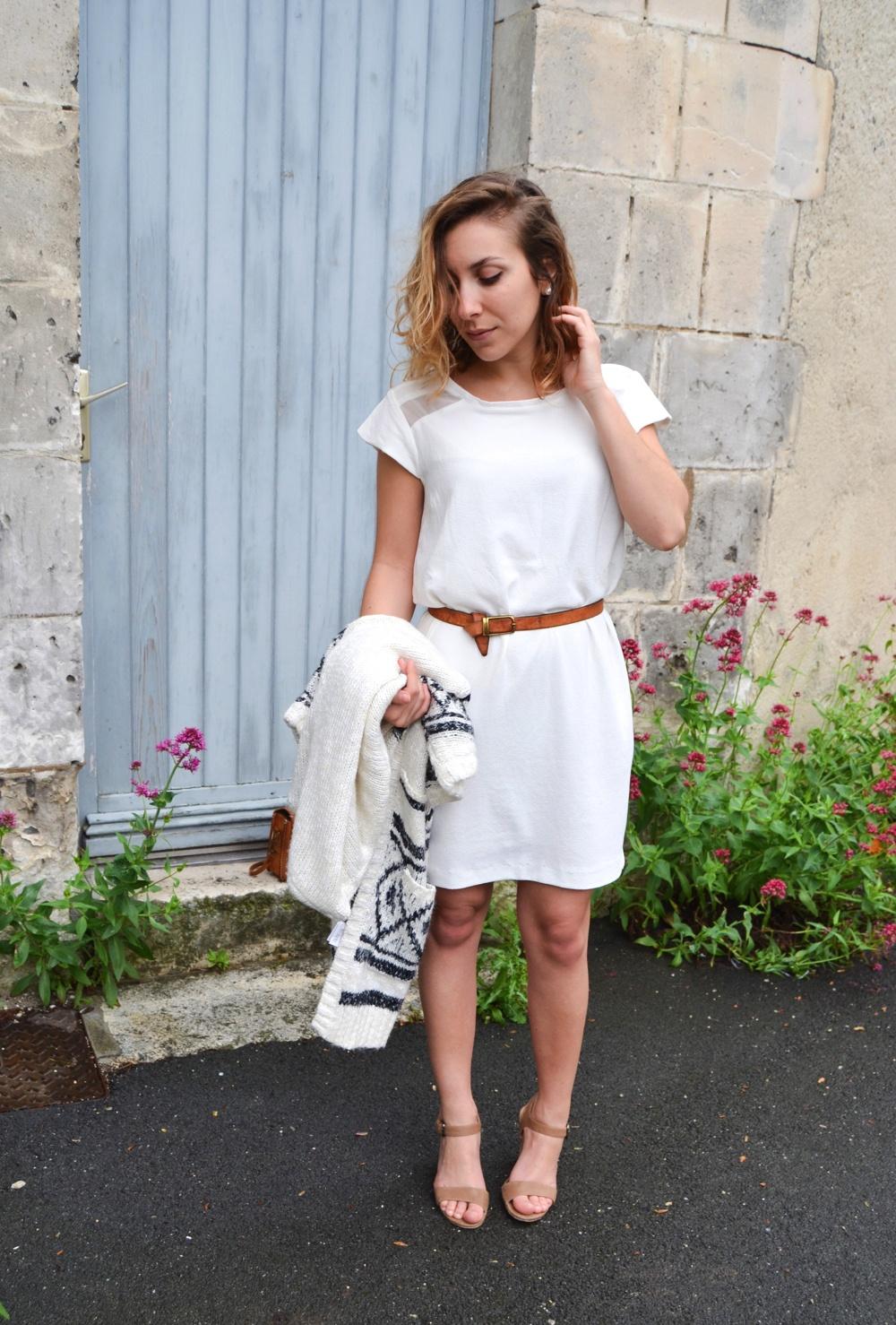 Robe blanche KIABI 1 1000px