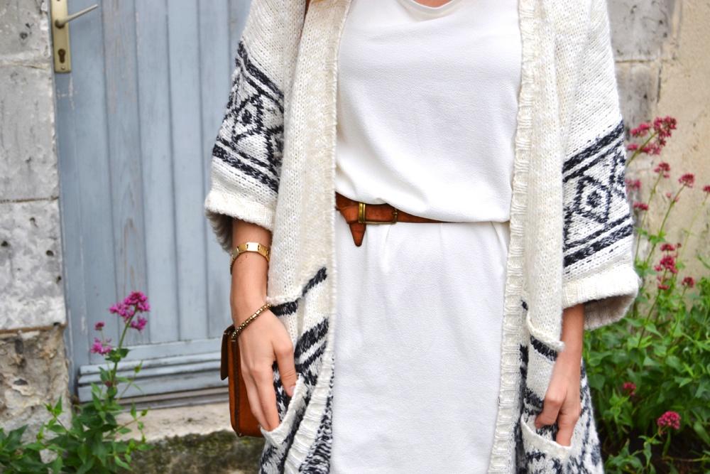 Robe blanche KIABI 4 1000px