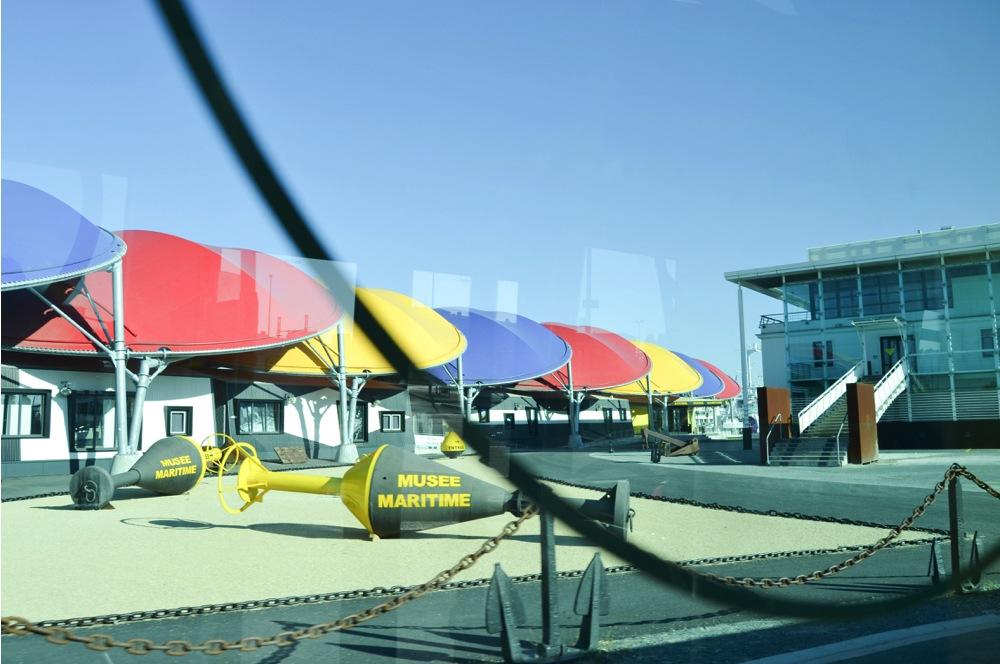 Yélos bus la rochelle musée maritime