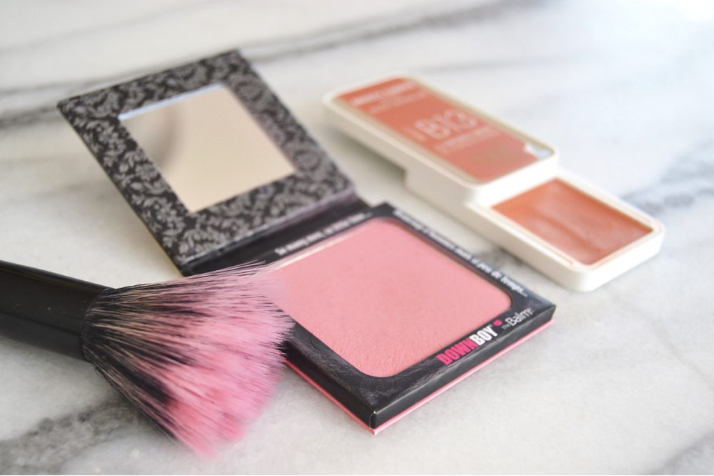 Routine make-up blush 2