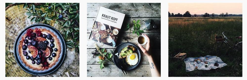 Instagram Food #1 - Food Stories