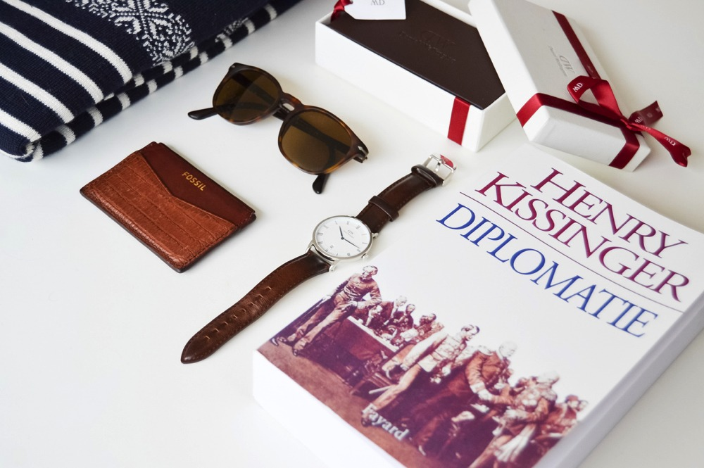 Daniel Wellington montre Homme 3