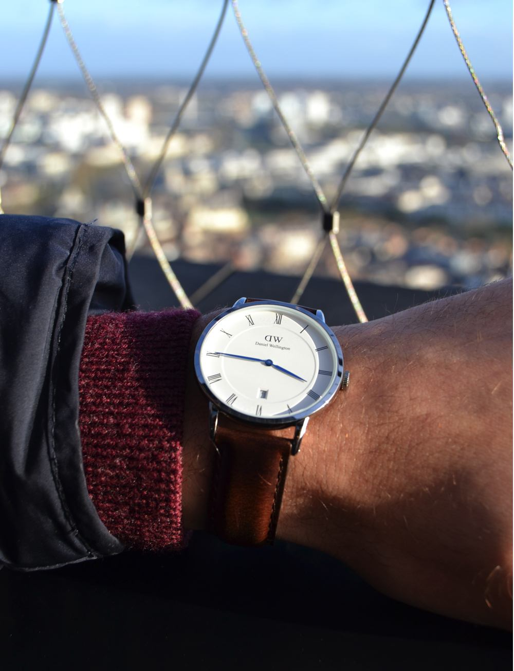 Daniel Wellington montre Homme 6
