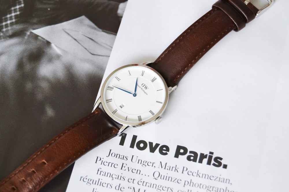 Daniel Wellington montre Homme 8
