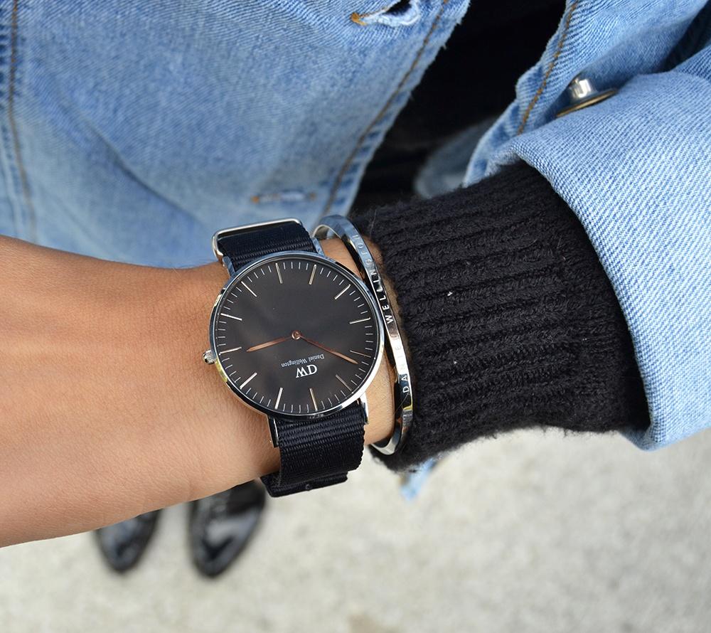 veste-denim-old-school-shein-montre-classic-black-daniel-wellington-9