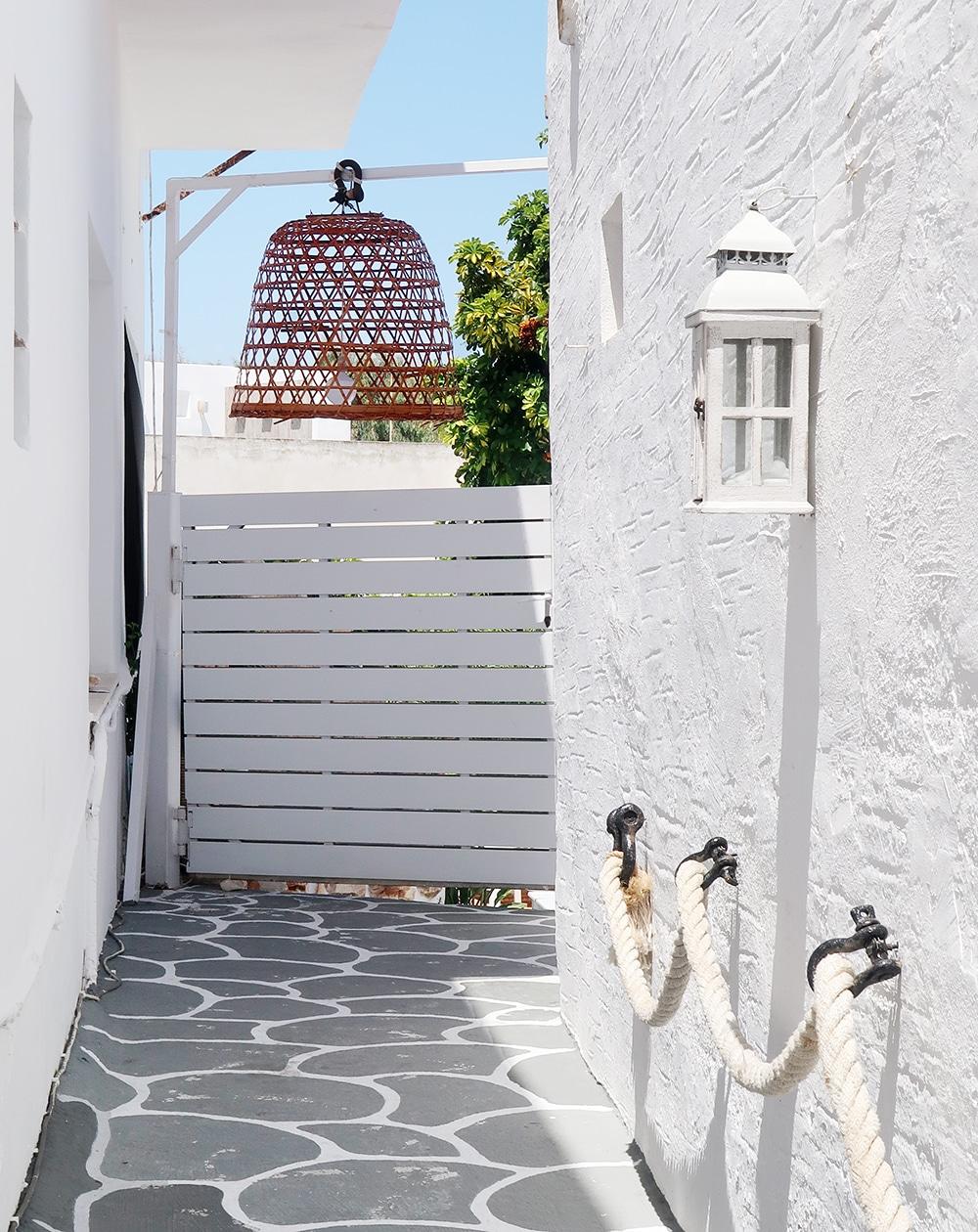 hotel paros grece