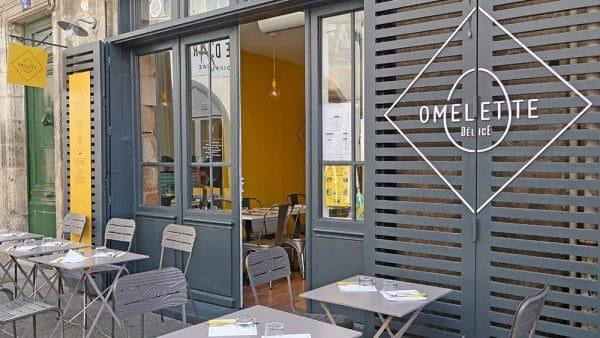 restaurant la rochelle omelette delice