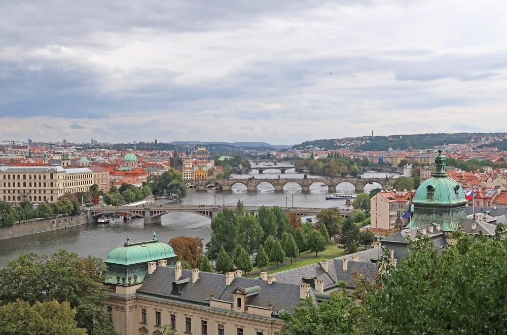 coline pétrin voyage Prague République Tchèque Europe