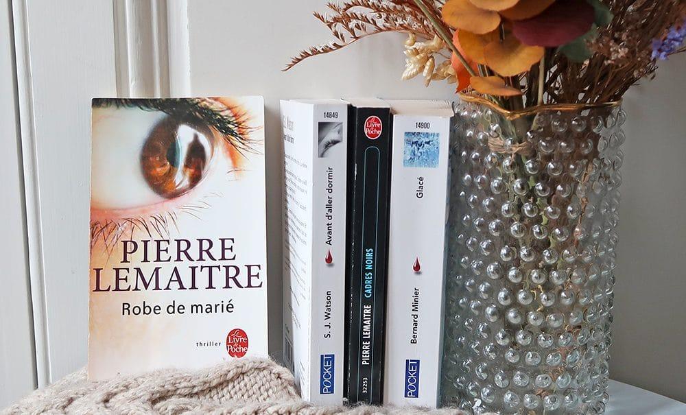livres lecture polar policier Pierre Lemaitre