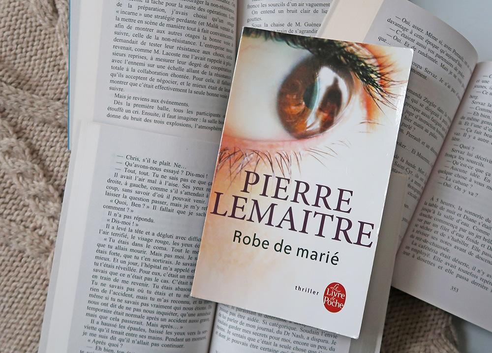 lecture roman policier pierre lemaitre robe de marié polar thriller