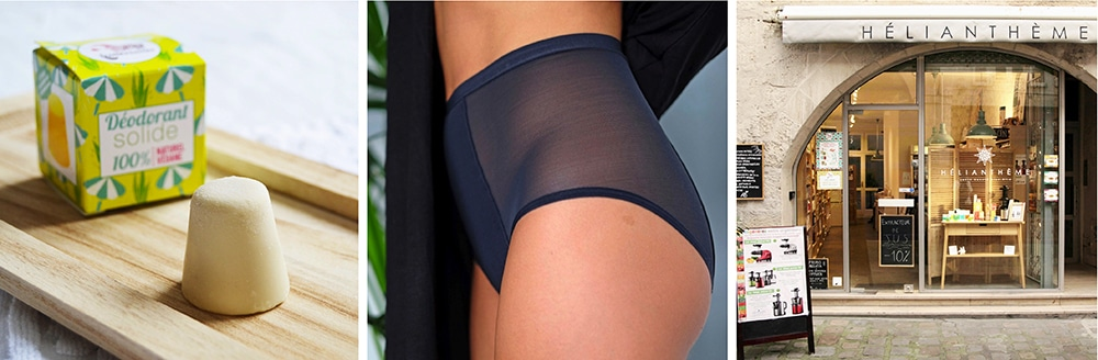 culotte thinx deodorant solide