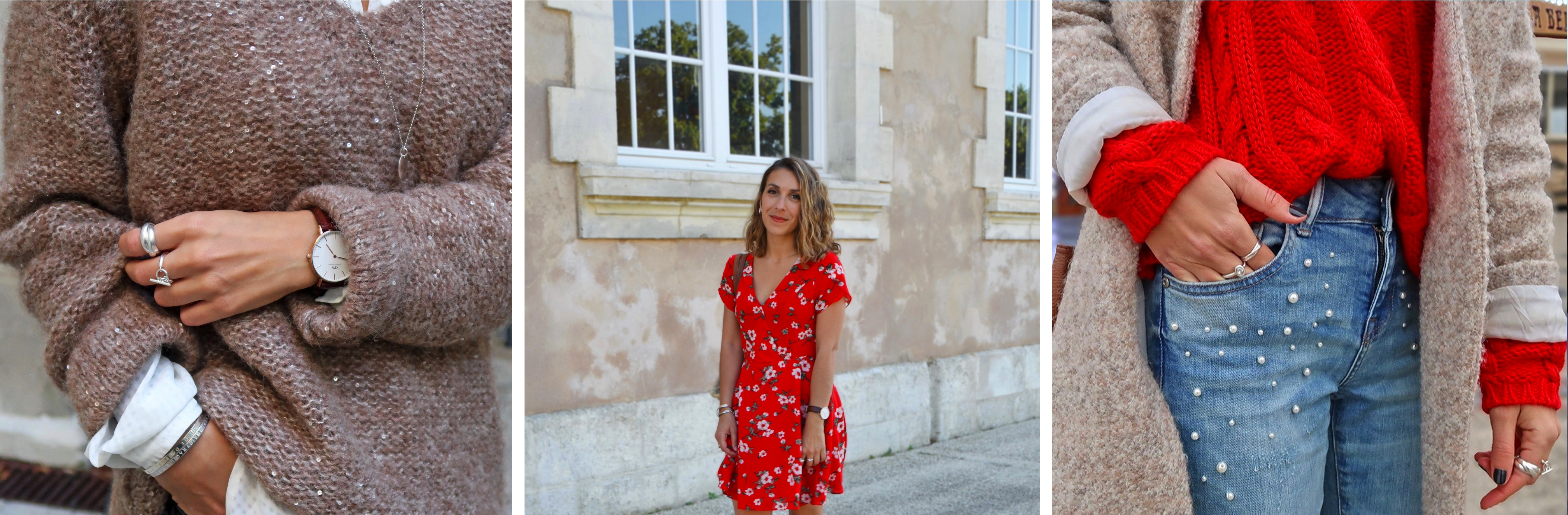 look fashion blogger mode outfit