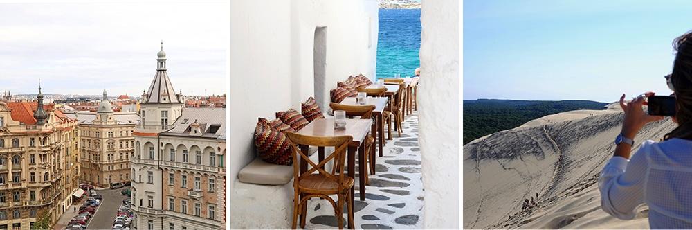 voyage grece pila prague