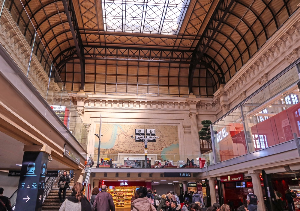 Gare Bordeaux Saint-Jean Shopping Tours Bordeaux