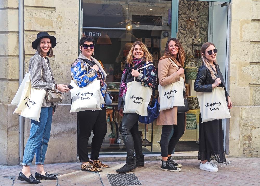 shopping tours bordeaux Atelier Mode createurs bordelais