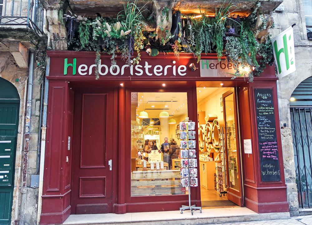 Shopping Tours Bordeaux createurs bordeaux Herbeo cosmetique maison naturel