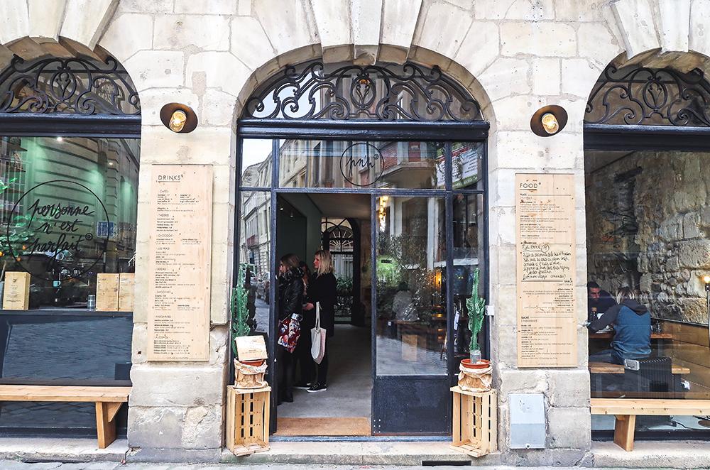 Shopping Tours Bordeaux office du tourisme Bordeaux personne n'est parfait brunch