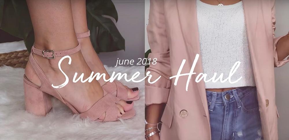 haul d'été juin collection lin