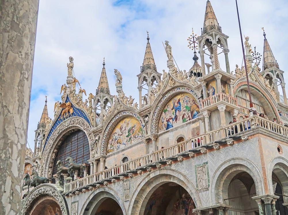 palais des doges voyage venise italie court séjour europe