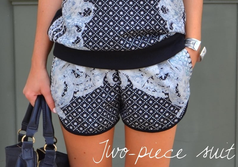 ensemble short baroque