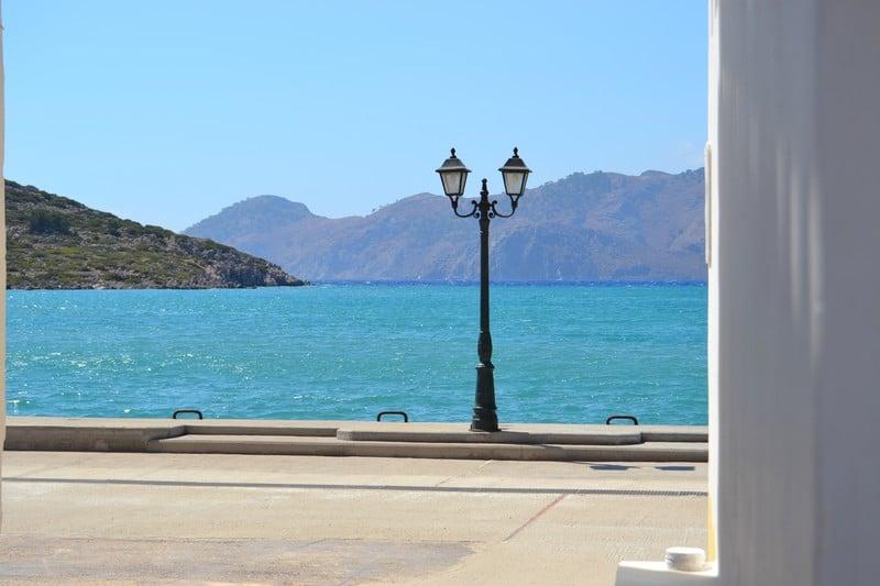 Rhodes voyage grece