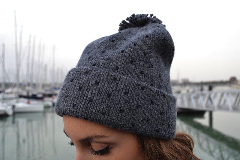 bonnet headict IKKS B 800