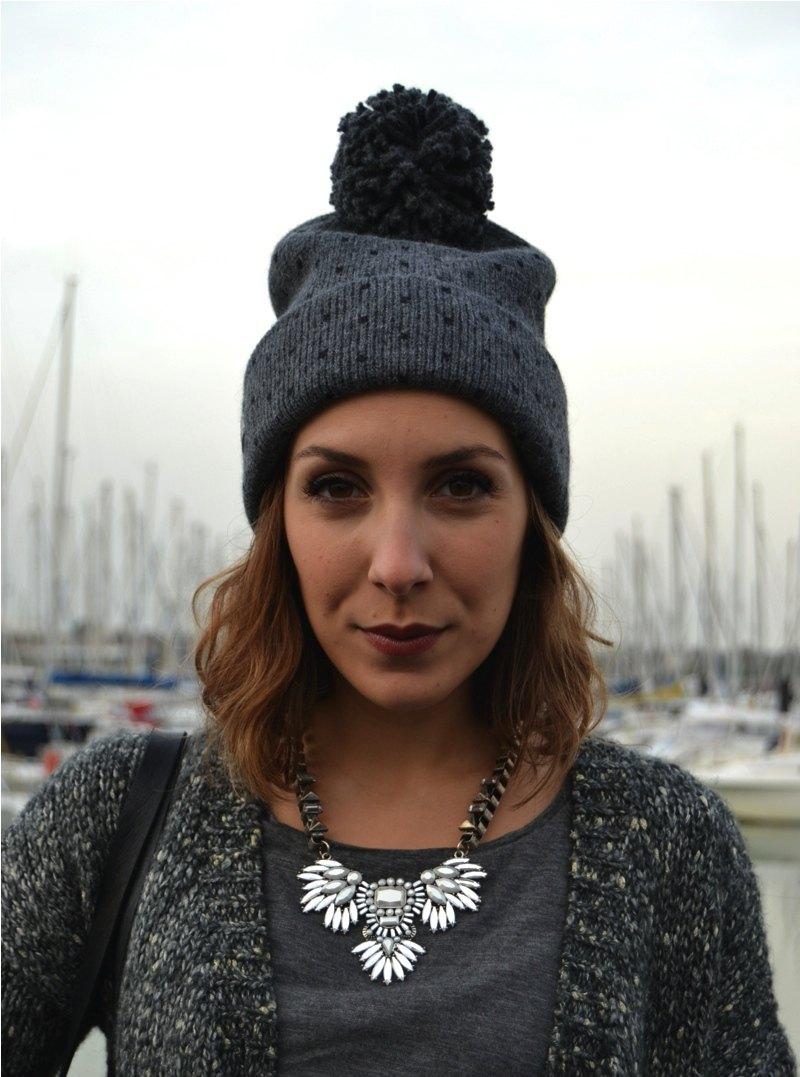 bonnet headict IKKS C 800