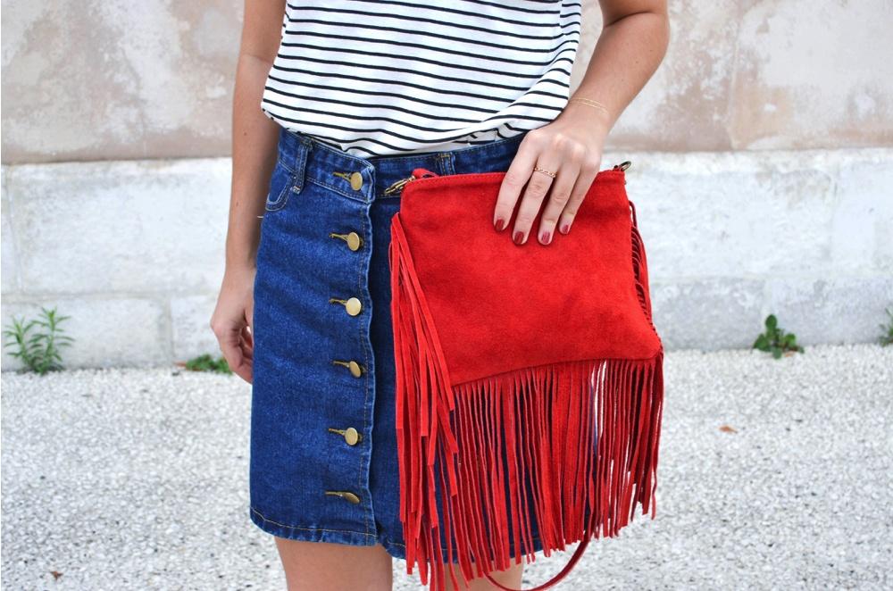 A-Line skirt Shein 7
