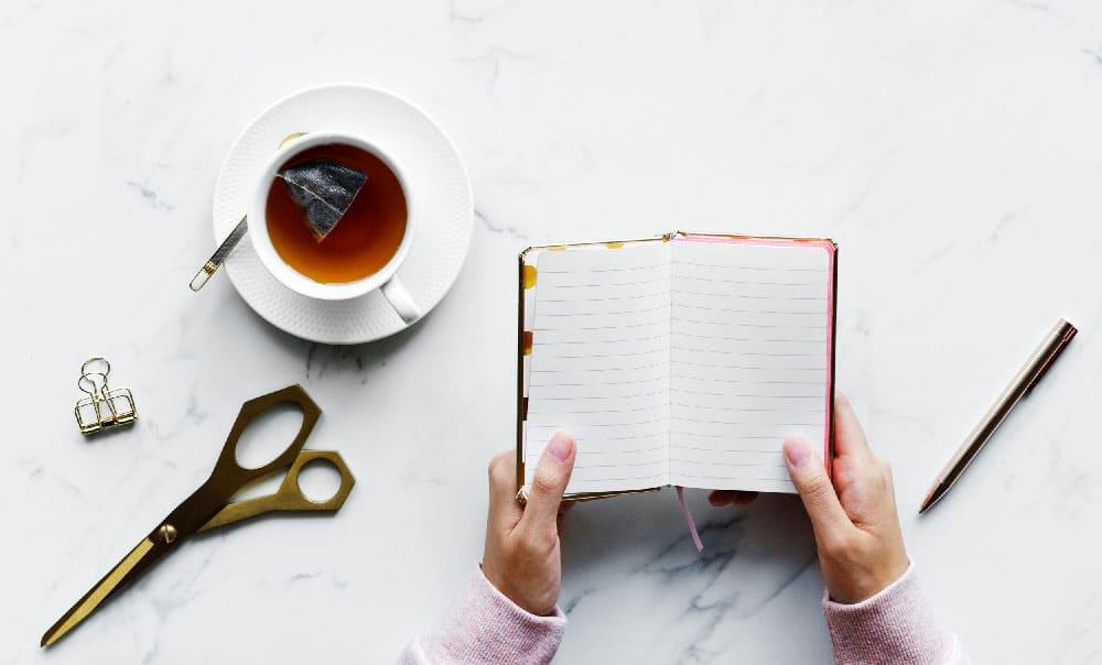 lifestyle coffee work