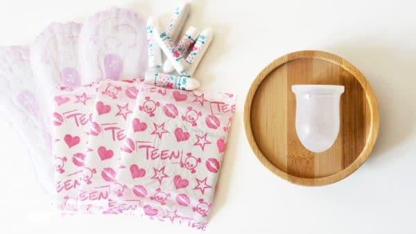 coupe menstruelle luneale cup