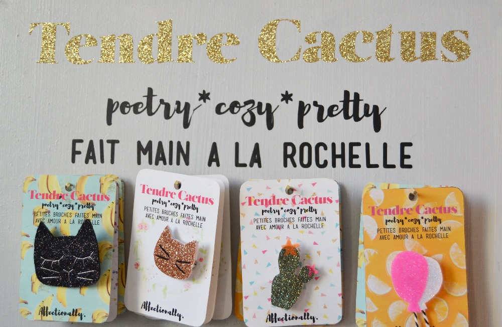Tendre Cactus createur La Rochelle 8