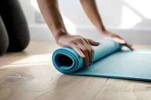 yoga vinyasa pratique accessoire