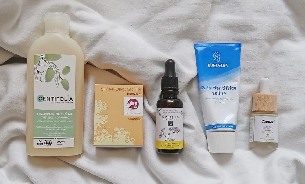 produits beaute bio shampoing naturels soins bio Unique Centifolia Weleda