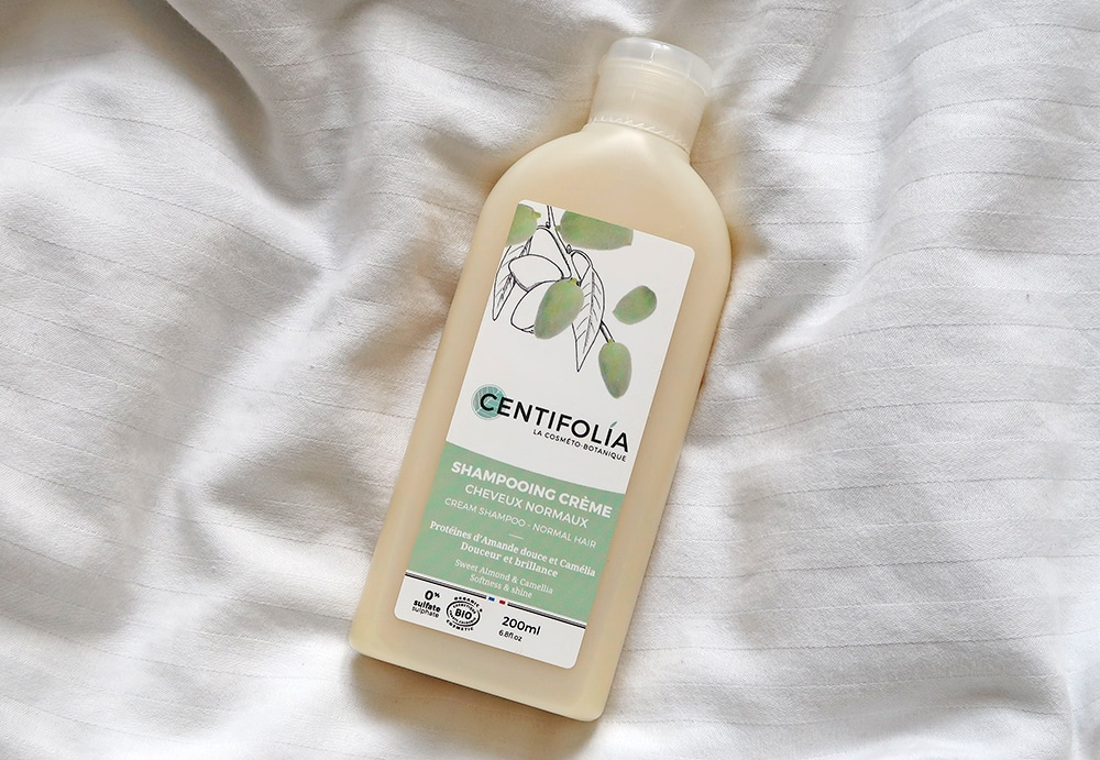 shampoing centifolia