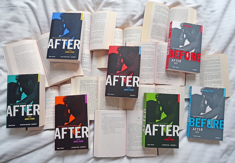 book young adult after anna todd romance