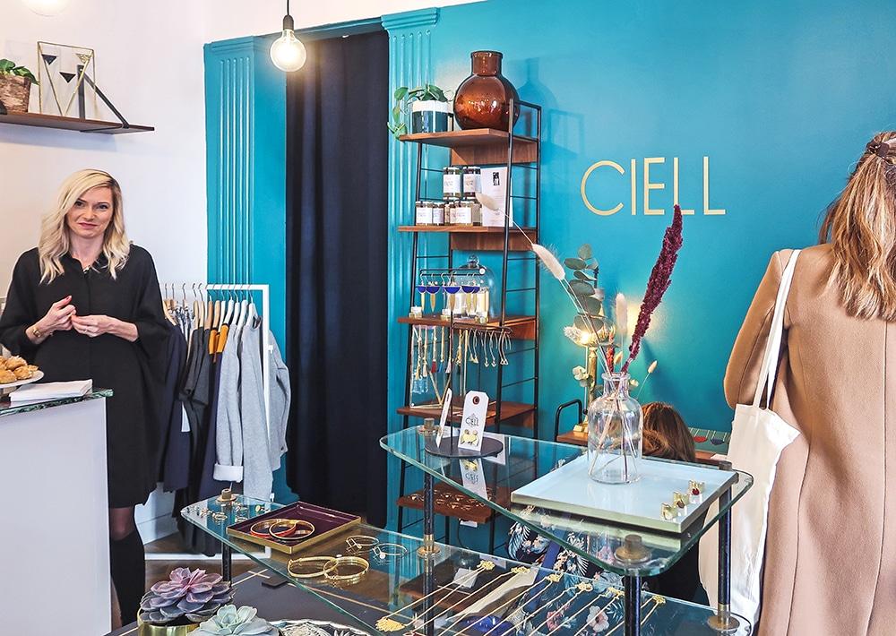 Shopping Tours Bordeaux createurs bordeaux Ciell