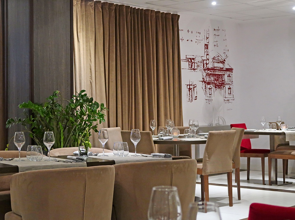 restaurant bestwestern villa saint antoine clisson escapade weekend gourmand et spa smartbox
