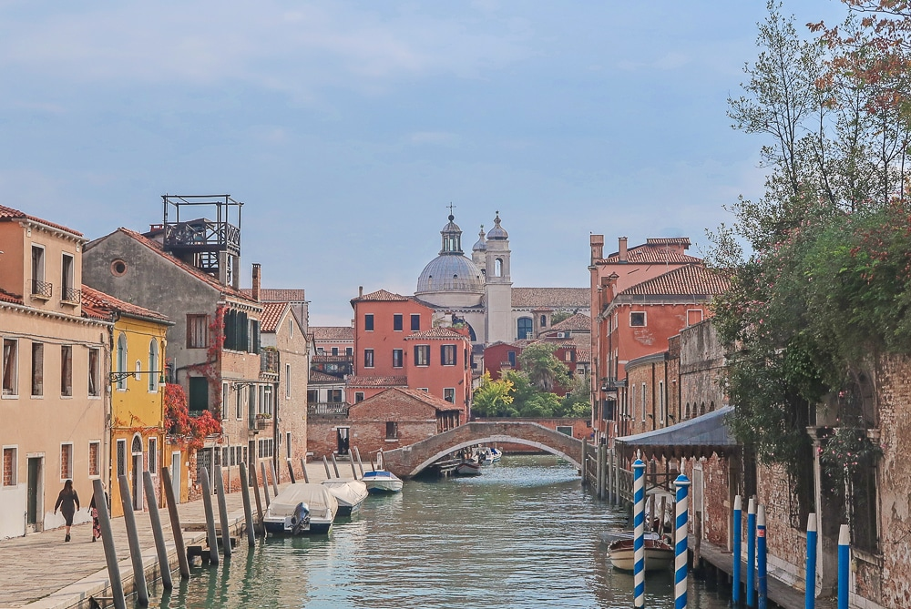 voyage venise italie court séjour europe