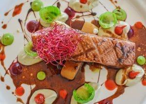 restaurant les flots chatelaillon la rochelle