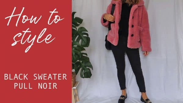 how to wear pull noir