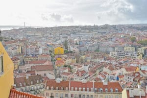 miradouros lisbonne portugal