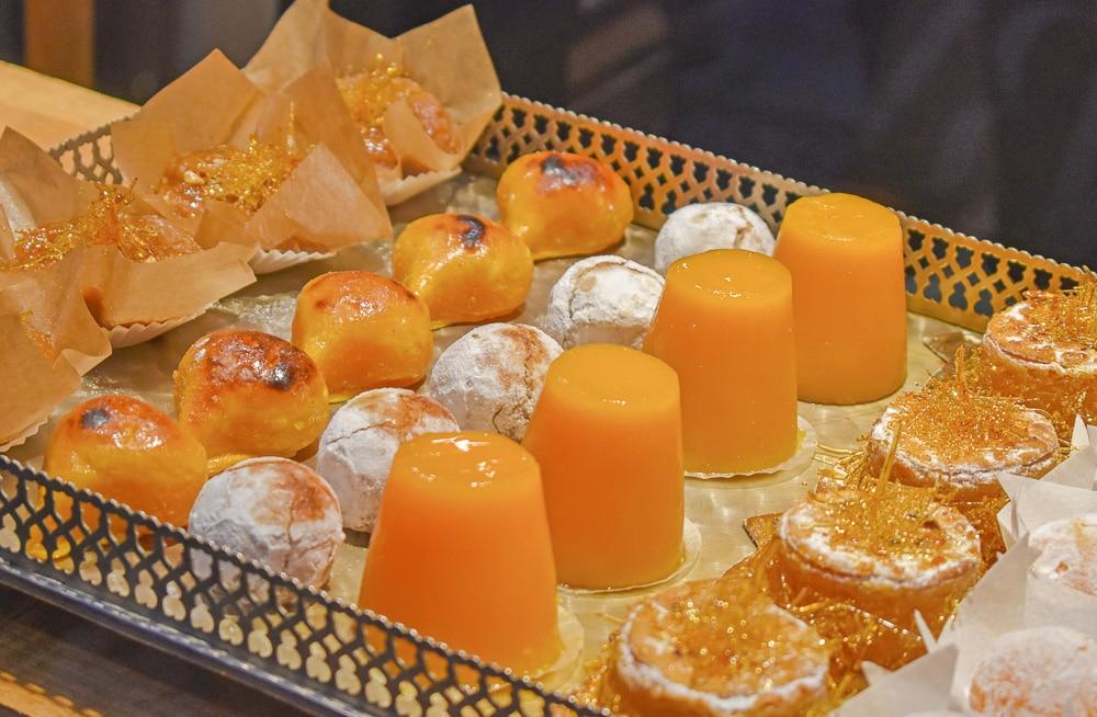 pasteis lisbonne portugal dessert