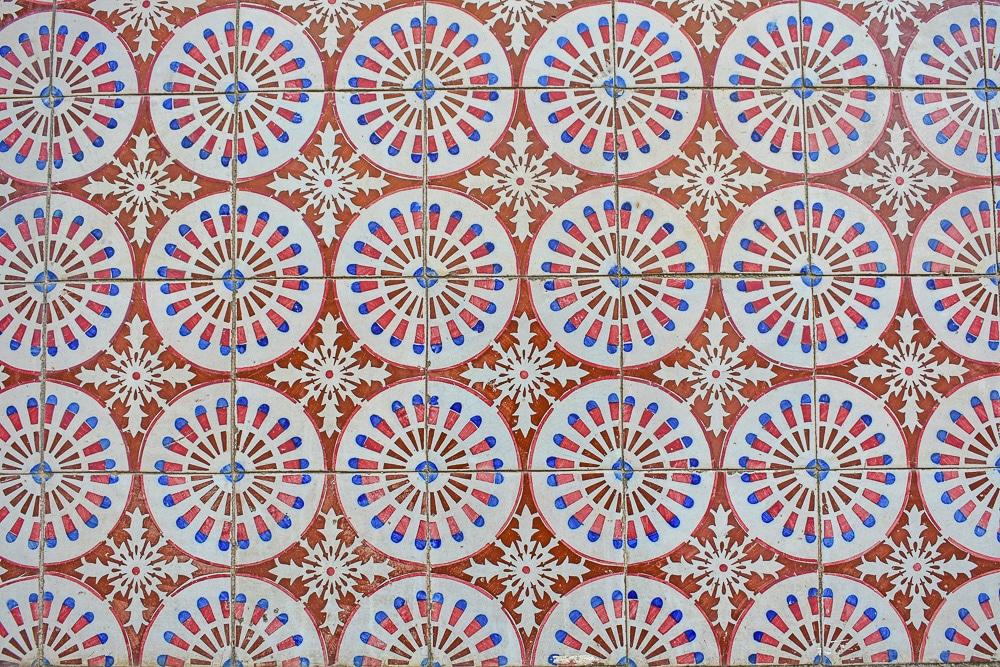 azulejos portugal lisbonne