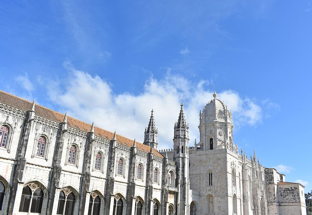 monastere jeronimos lisbonne